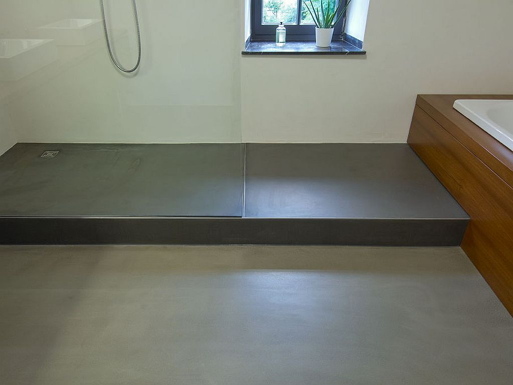 Häufig wand06 senza: Das fugenlose Bad aus Kalk Marmor Putz - farbrat.de LE49
