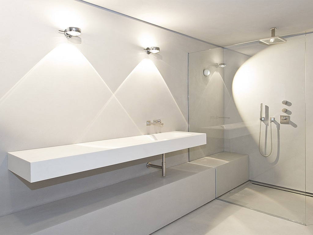 wand20 fusion Puristische Wohn  und Arbeitsbereiche   farbrat.de